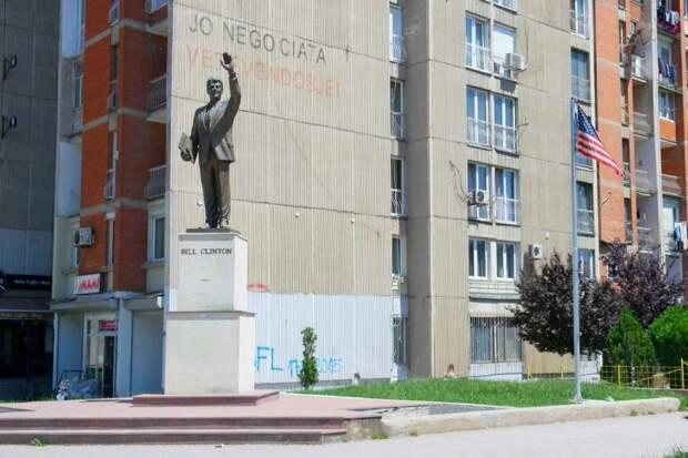 Признанное США Косово живет хуже Крыма под американскими санкциями