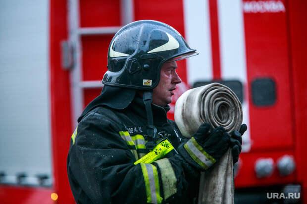 МЧС посоветовало тушить пожары стиральным порошком