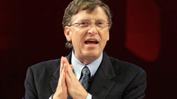 Билл Гейтс высказался о чипировании и заказчиках кампании: Заткнитесь и слушайте