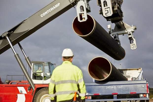 Рада: Газопровод «Северный поток — 2» серьезно ударит по Украине