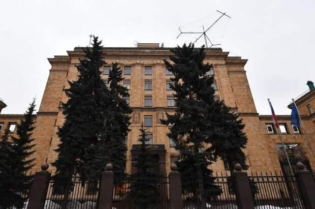 В посольстве Чехии в РФ останется пять дипломатов