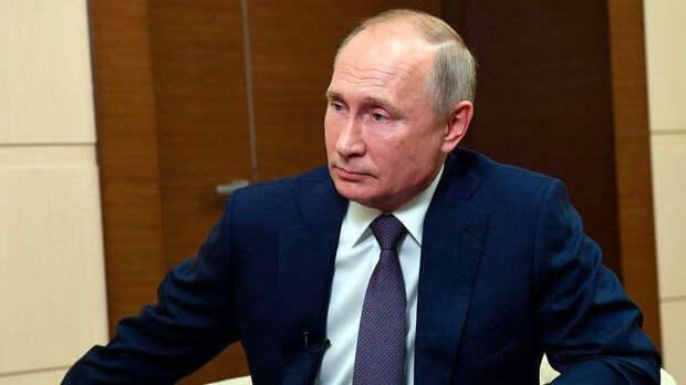 Что Путин делает в Сарове