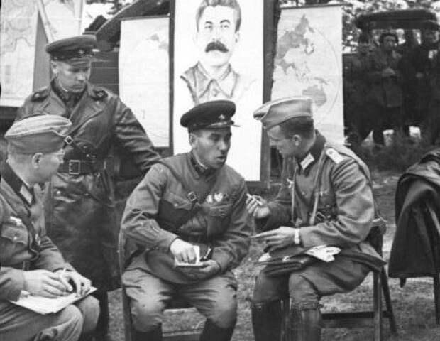 Какие секретные переговоры проводил НКВД и Гестапо перед войной