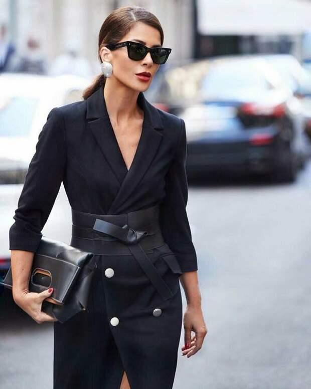 Пять признаков в одежде, указывающих, что женщина успешна и уверена в себе