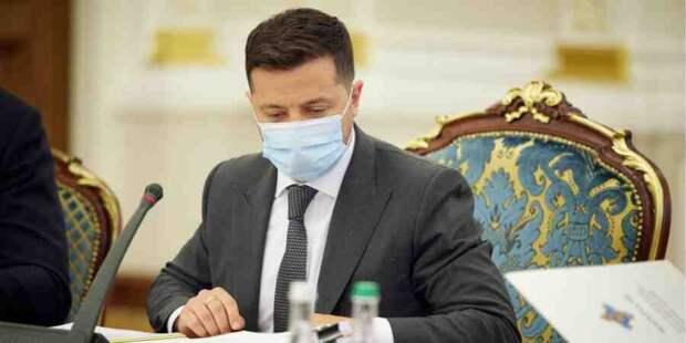 Зеленский утвердил трехлетнюю стратегию развития системы правосудия на Украине