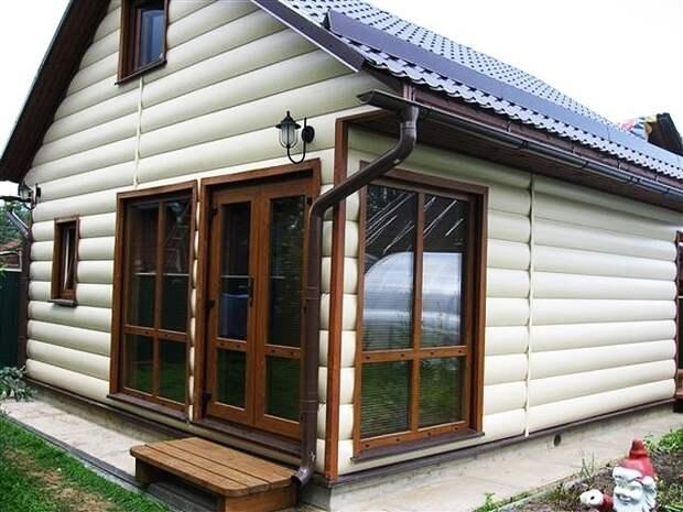 Чем облицевать дом, чтобы он был защищенным и стильным