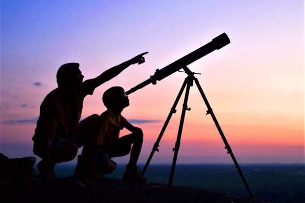 День астрономии 15 мая 2021