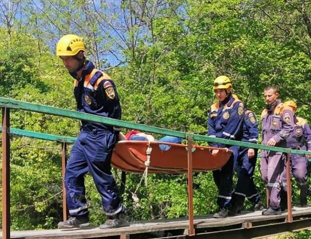 В Сочи туристка пострадала во время экскурсии