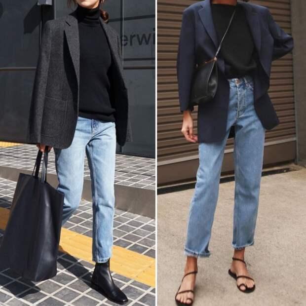 Стильный denim. Модные джинсы весна-лето 2021