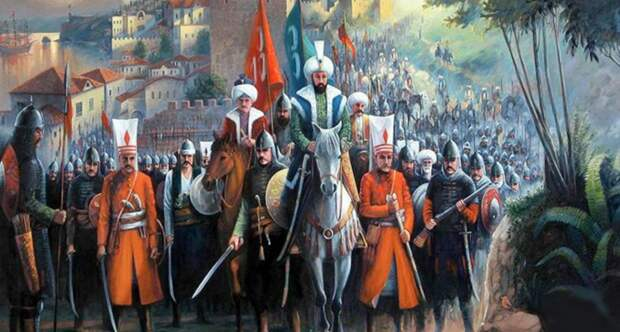 Войско султана