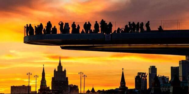 «Активный гражданин» поможет москвичам составить рейтинг смотровых площадок