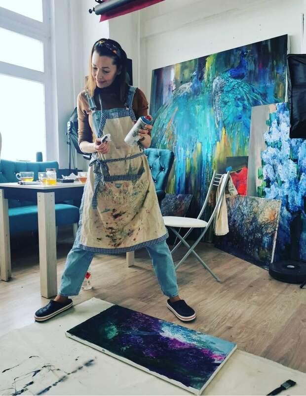 3 горячо любимых хобби утончённой актрисы Натальи Антоновой