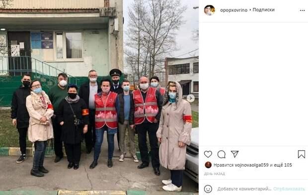 Во время рейда  общественники нашли в Ховрине пьяниц