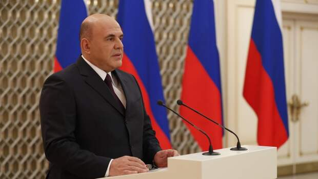 Премьер-министр России Мишустин увеличил санкционный список против Украины