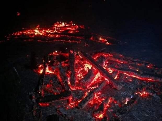 Больше половины смертей на пожарах в Забайкалье происходит из-за алкоголя