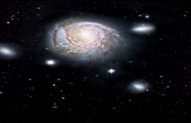 Безмолвный убийца галактик