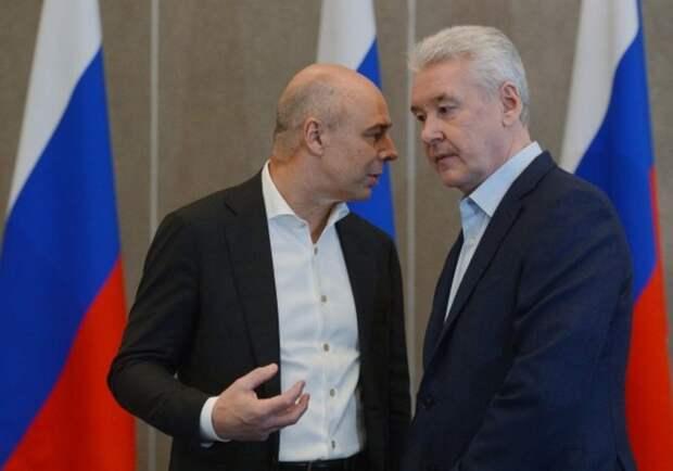 Минфин предложил отобрать у Москвы деньги регионов. Сейчас столица получает их налоги