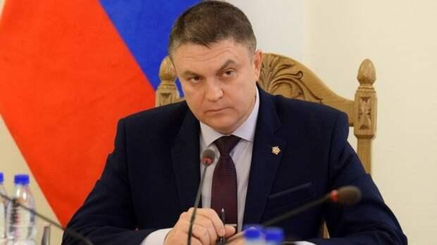 Глава ЛНР сообщил о резком увеличении числа обстрелов со стороны Украины
