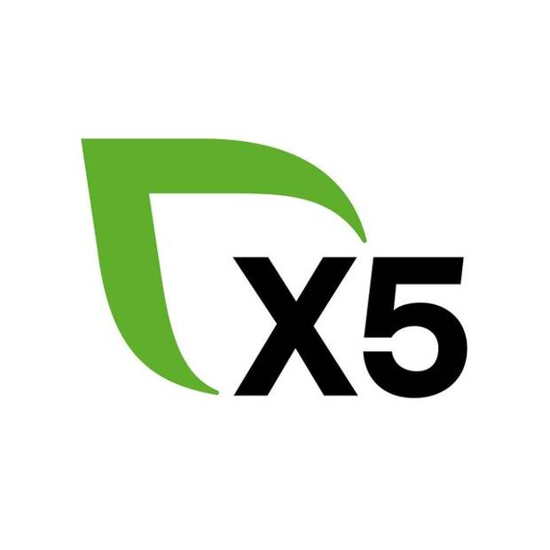 Владелец сетей «Пятерочка» и «Перекресток» X5 избавился от слова Retail в логотипе