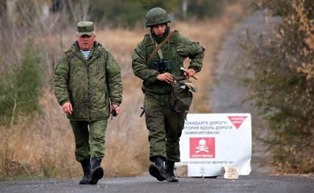 Украина мечтает взять границу с Россией измором