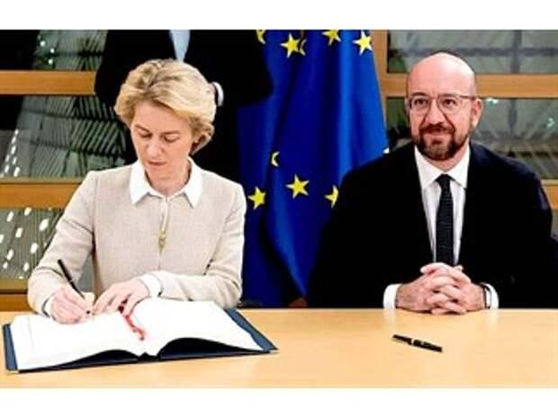 Лихорадка холодной войны по-брюссельски