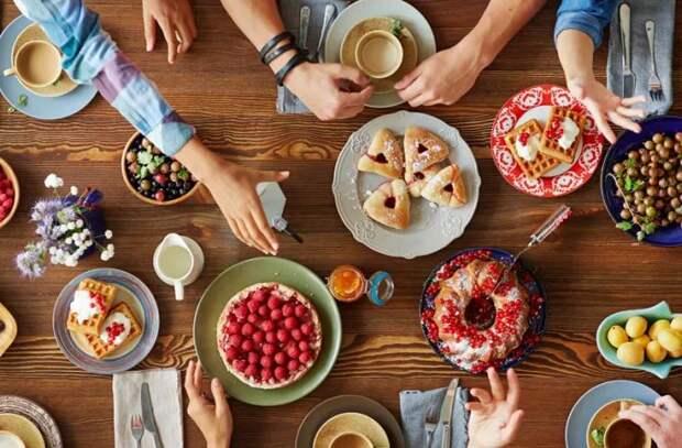 Как регулировать пищеварение после переедания