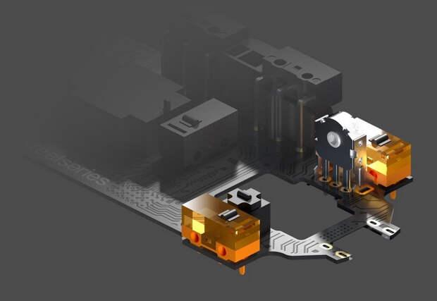 SteelSeries представила универсальную игровую мышь Rival 5 — девять кнопок и цена 70 евро