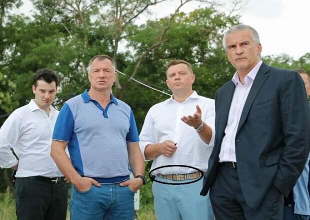 Кабанов для встречи с Хуснуллиным затянул пояс за 30 тысяч рублей
