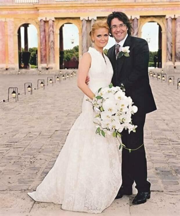Андрей Малахов и Наталья Шкулева: королевская свадьба
