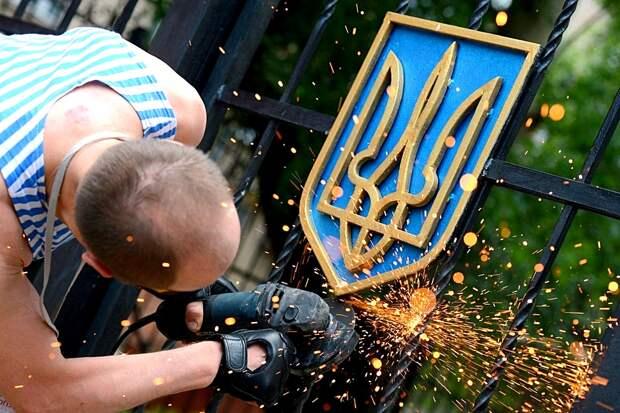 Украинскому государству предрекли исчезновение