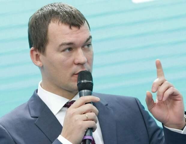 Песков  отчасти согласился со словами Дегтярева о роли иностранцев в хабаровских митингах