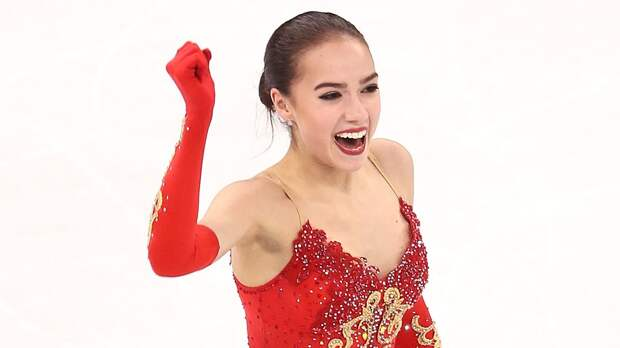 Загитова отреагировала напобеду вголосовании зазвание олимпийской иконы стиля