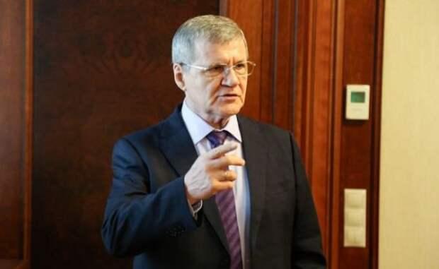 Юрий Чайка иследующий год будет полпредом Путина вСКФО