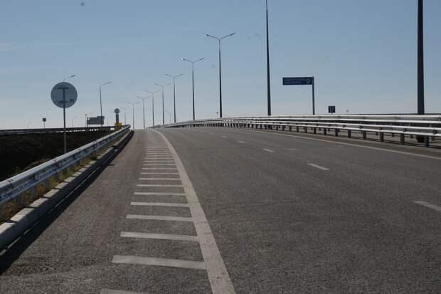 В режиме инвестиций: кто в Крыму делает сырьё для дорог