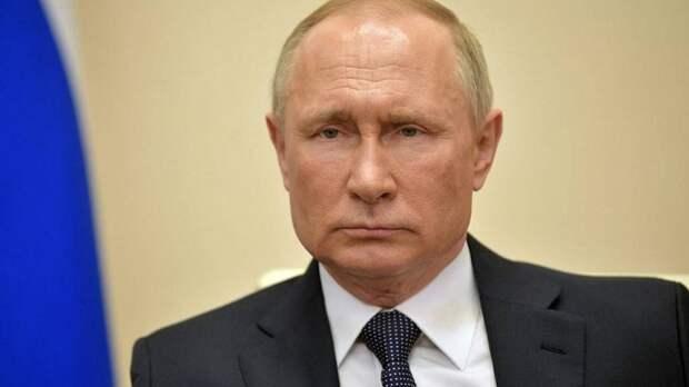 Путин не смирится