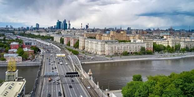 Сергунина: Проекты Агентства инноваций Москвы выходят на международный уровень. Фото: М. Денисов mos.ru