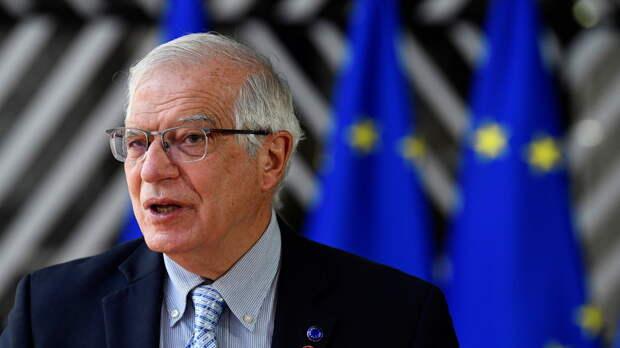 Главы МИД ЕС обсудят обострение конфликта между Израилем и Палестиной