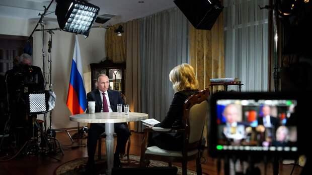 NBC ошиблась в переводе русских фразеологизмов из интервью Путина