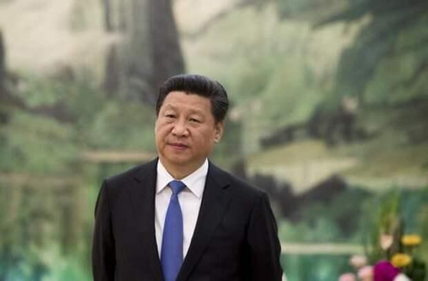 В США запретят называть Си Цзиньпина президентом