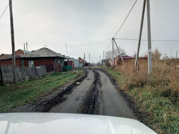 За дороги из грязи в Черлаке отдали 4 миллиона. Заведено уголовное дело