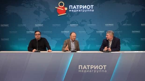 Судьбу Мавзолея Ленина обсудили в Медиагруппе «Патриот»