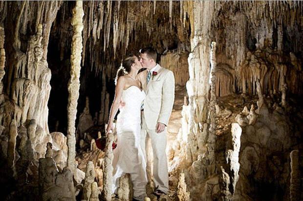 Свадьба в пещере.