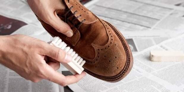Обувь из замши: правила правильного ношения