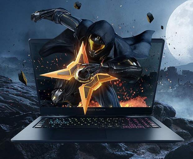 Стартовали продажи первого игрового ноутбука Honor. Для начала, в Китае
