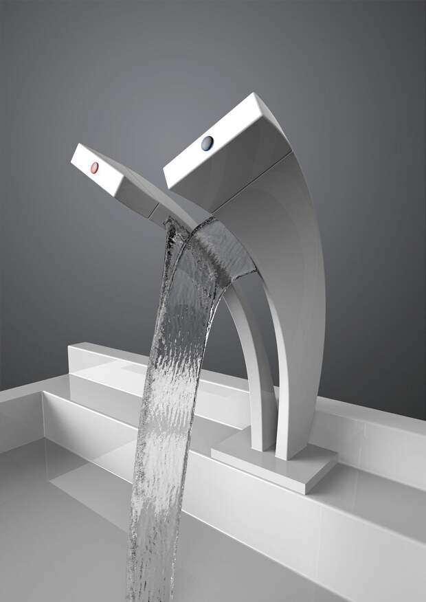 Стильные акценты ванной комнаты, которые будут привлекать к себе внимания