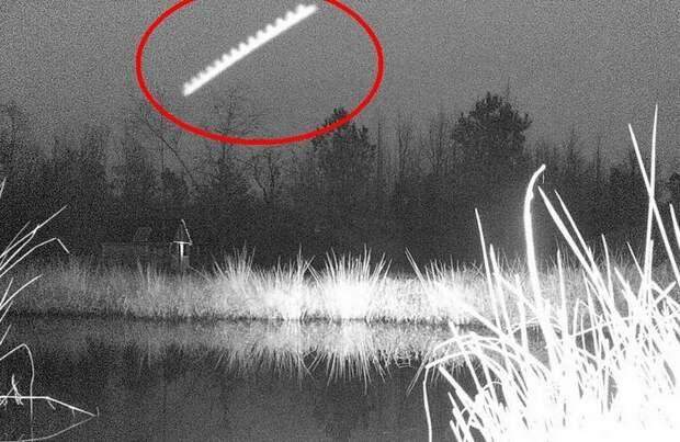 Формы НЛО порой просто удивляют