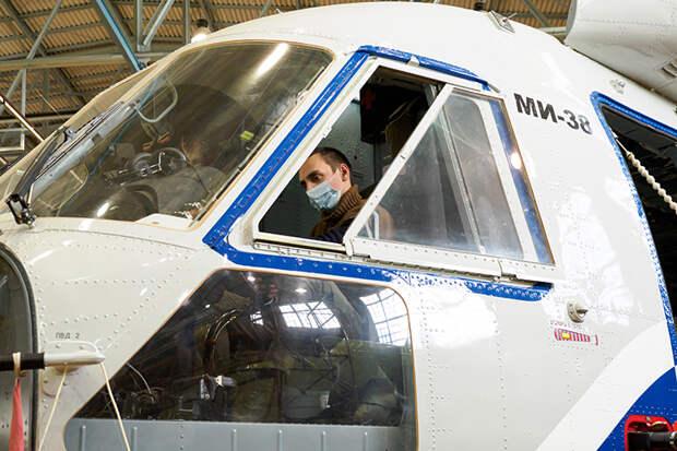 Преимущество Ми-38— вразмере кабины, грузоподъемности. Астоит Ми-171А3 почти столькоже, сколько Ми-38