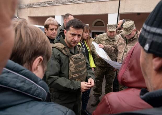 Цивилизованный украинский бомонд
