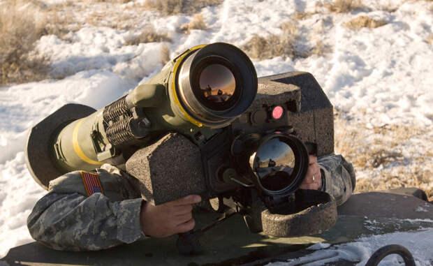 Джавелин: американский истребитель танков