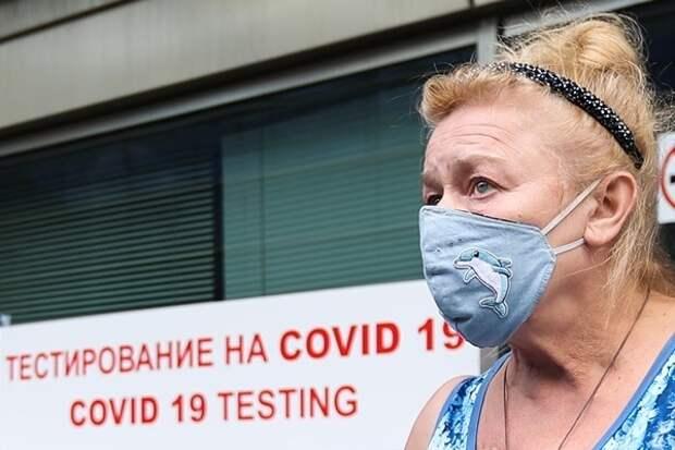Вирусолог спрогнозировал всплеск заболеваний COVID-19 в России к ноябрю